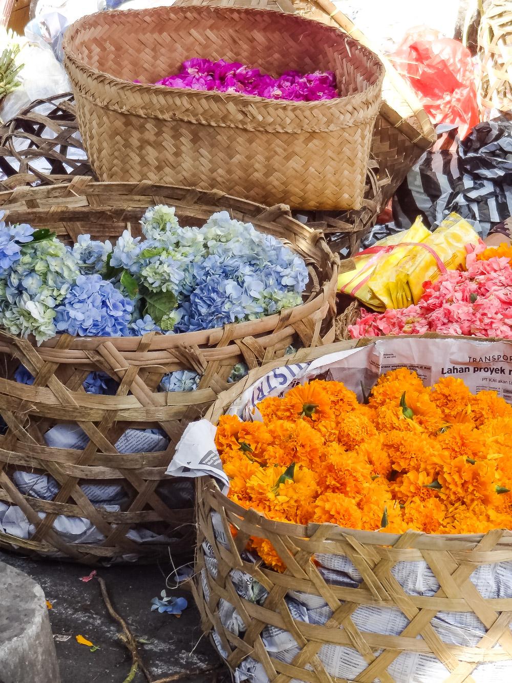Wat te doen in Ubud markt bali
