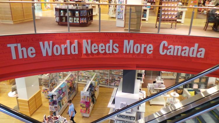 Wat te doen in Vancouver tip shopping