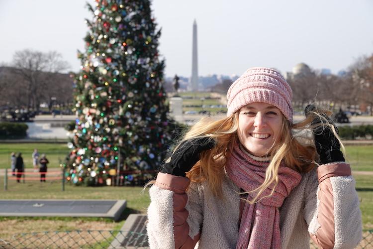 Wat te doen in Washington DC Green Mall