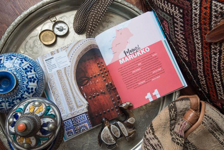 Wat te doen in marokko in Backpack Bestemmingen boek