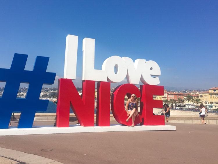 Wat te doen in nice I Love Nice