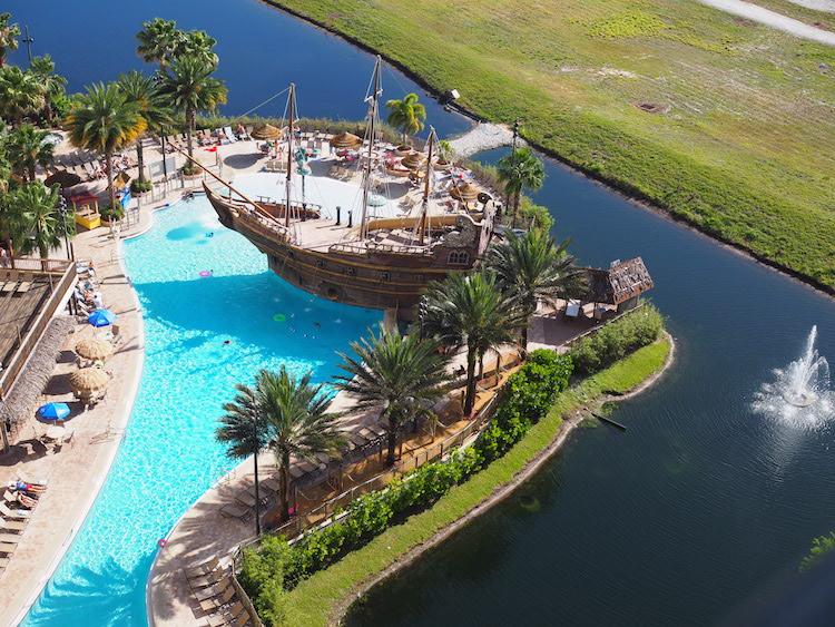 Wat te doen in Orlando overnachten Lake Buena Vista