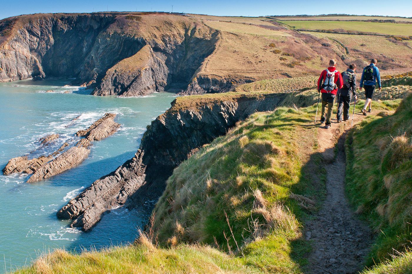 Wat te doen in wales Pembrokeshire Coast