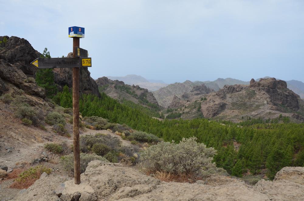 Wat te doen op Gran Canaria, Roque Nublo