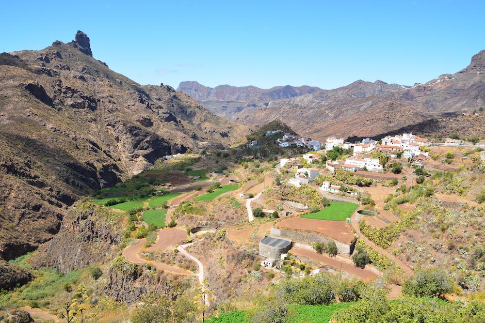 Wat te doen op Gran Canaria, bezoek Tejeda