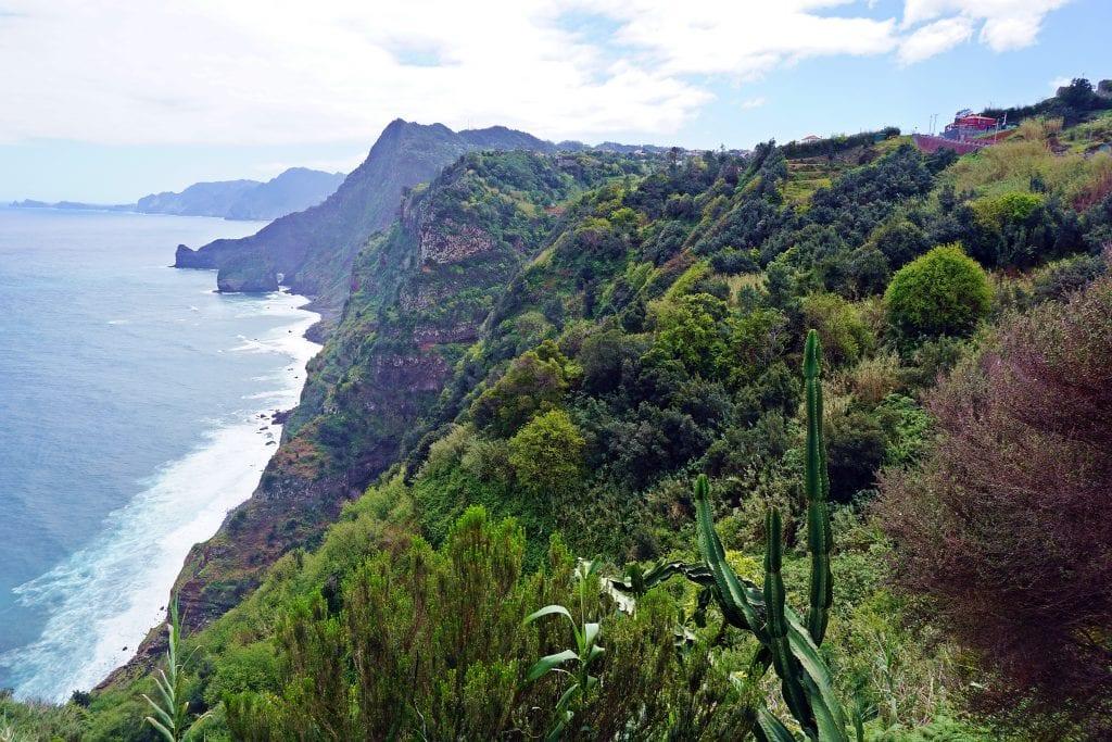 Wat te doen op Madeira Tour langs de kust
