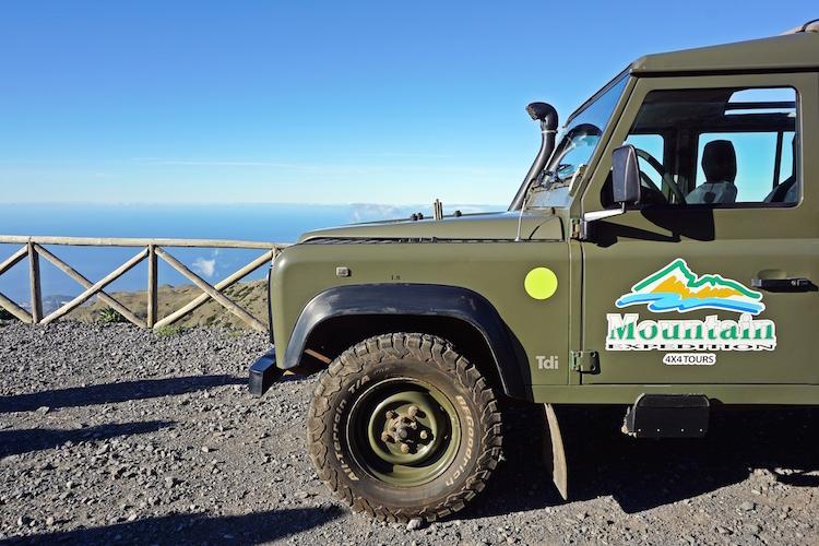 Wat te doen op Madeira mee met Jeeptour