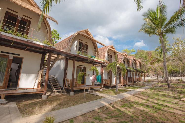 Wat te doen op Nusa Penida hotel airbnb tentacle