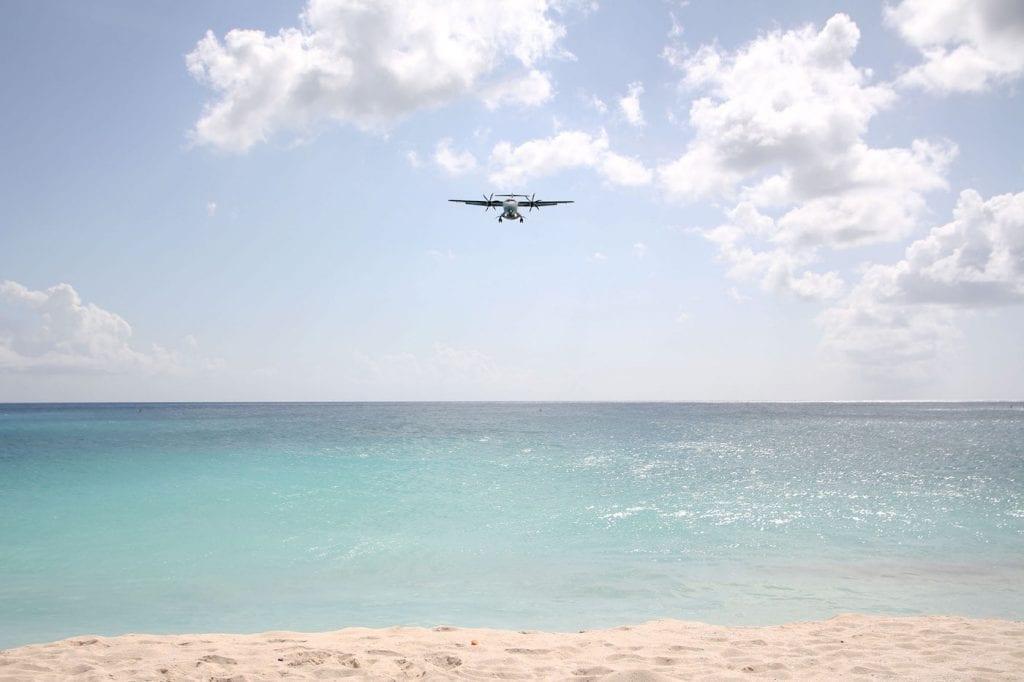 Wat te doen op Sint Maarten Maho Beach