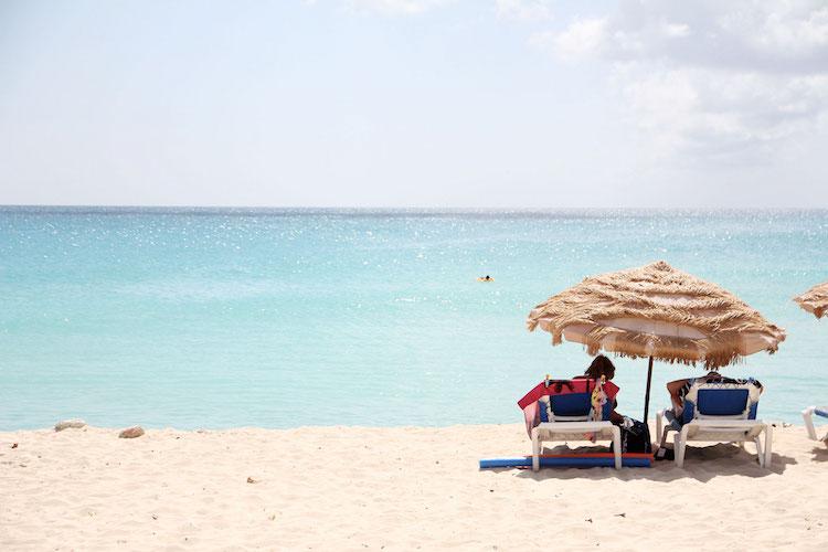 Wat te doen op Sint Maarten Mullet Bay