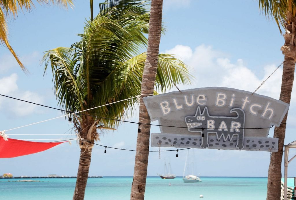 Wat te doen op Sint Maarten restaurants Philipsburg-Boardwalk-1