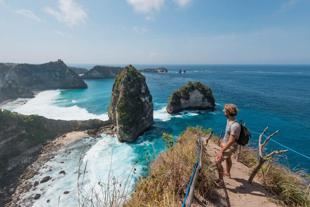Wat te doen op nusa penida bezienswaardigheden thousand island viewpoint
