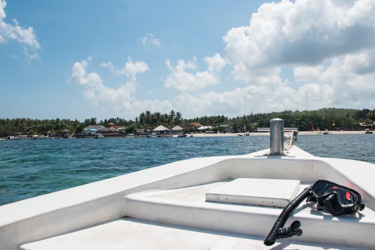 Wat te doen op nusa penida snorkelen boot