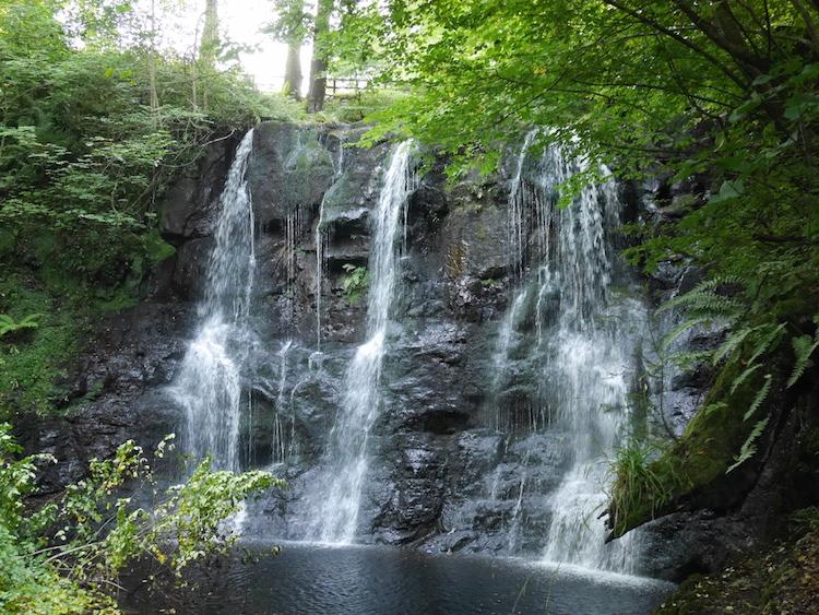 Watervallen spotten noord ierland