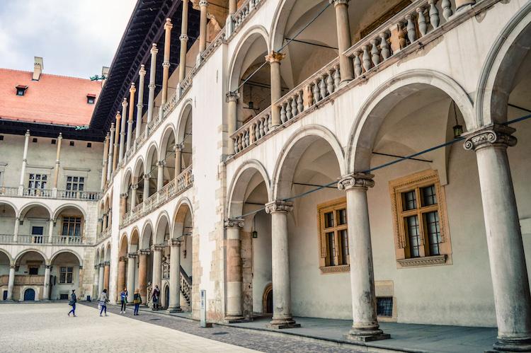 Wawel tip krakau