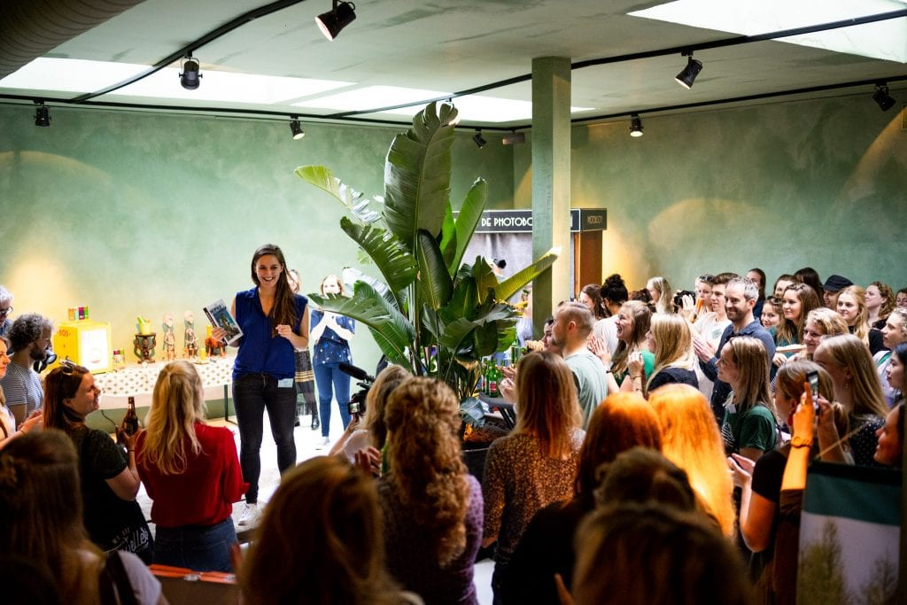 WeAreTravellers Event boeklancering Backpack Bestemmingen