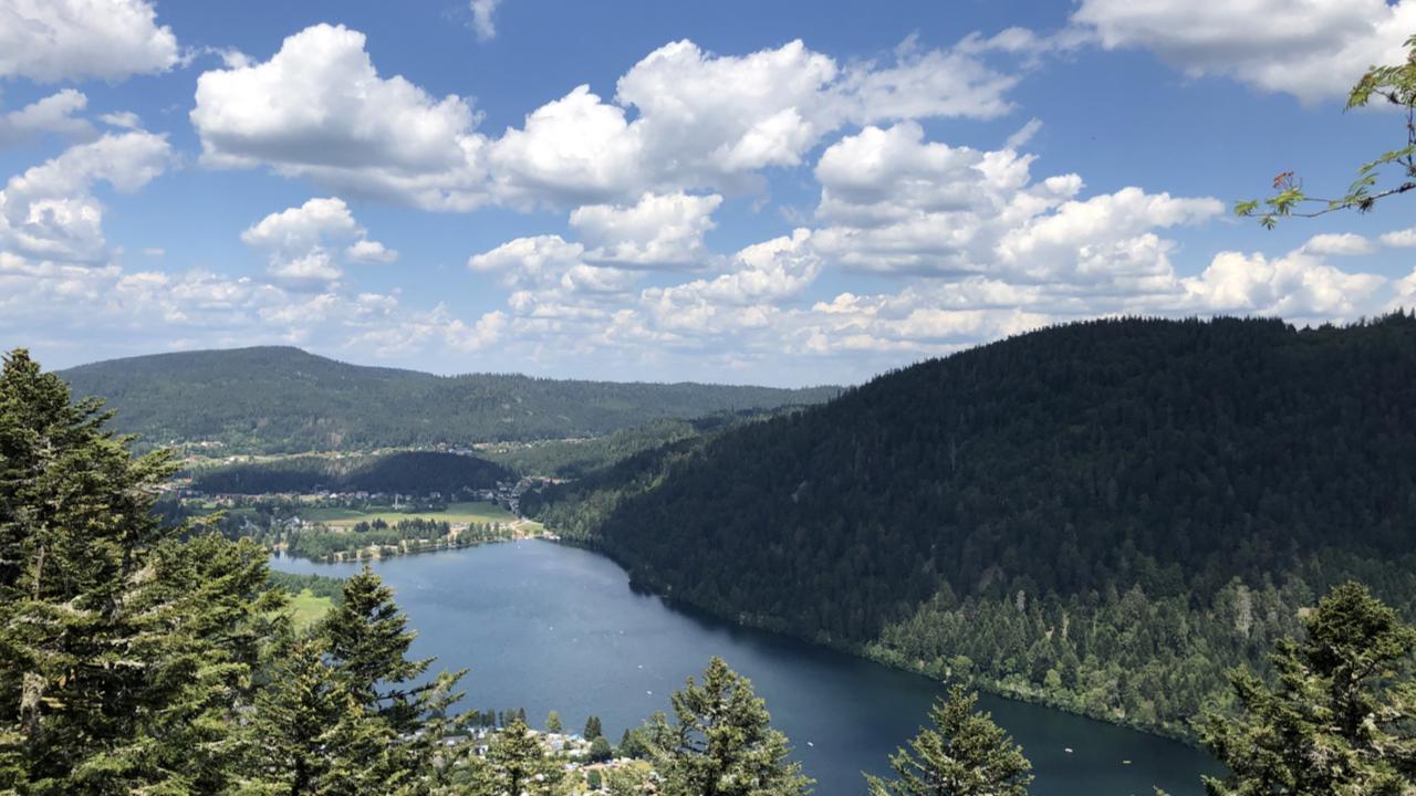 WeAreTravellers, bezienswaardigheden Vogezen, Lac de Longemer
