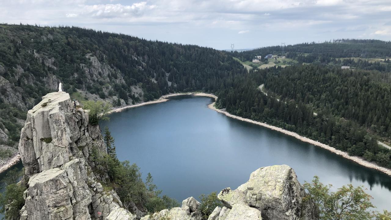 WeAreTravellers, bezienswaardigheden Vogezen, Lac Blanc