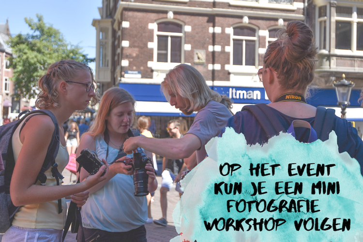 WeAreTravellers event 6 oktober fotografie workshop mini