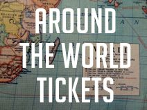 wereldreis wereldticket around the world ticket