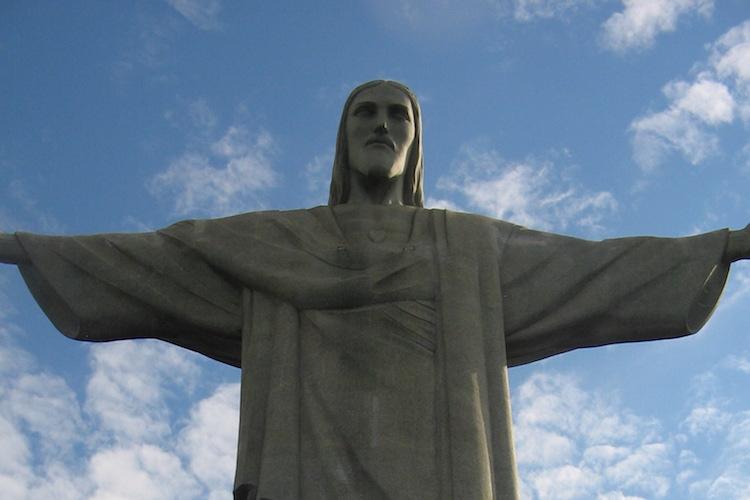 7 wereldwonderen Cristo redentor