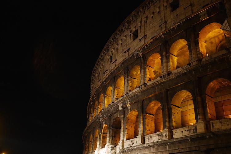7 wereldwonderen Colosseum