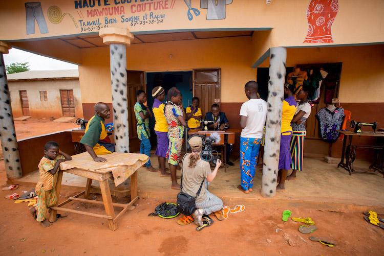 Werken in Benin afrika reis naar benin