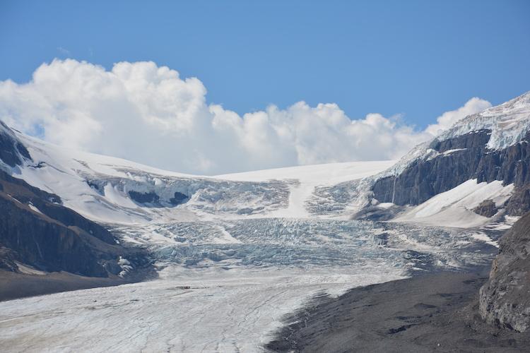 West Canada Athabasca Glacier