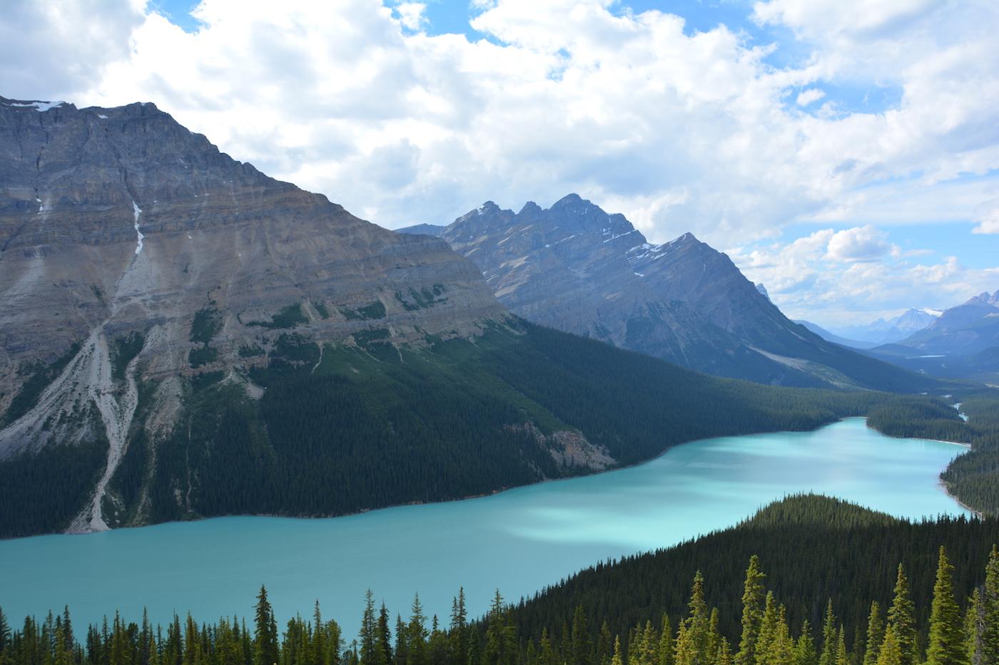 West Canada foto's