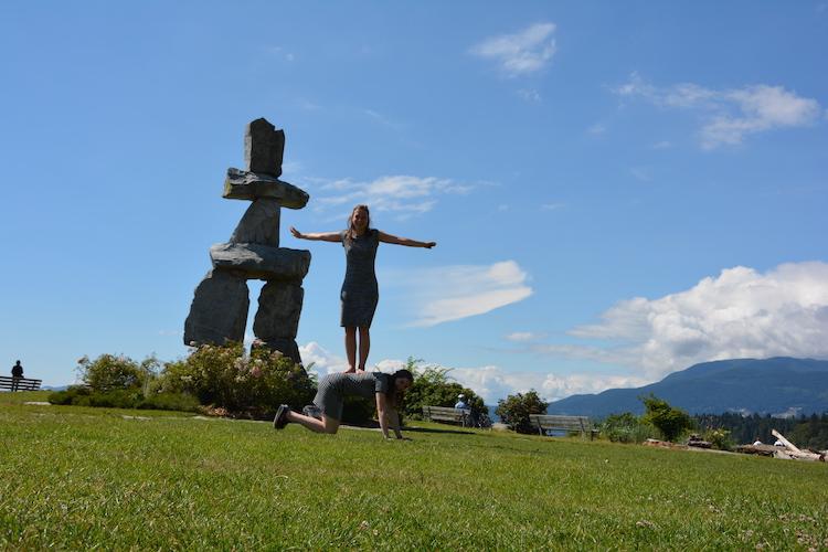 West Canada rondreis Vancouver kunst