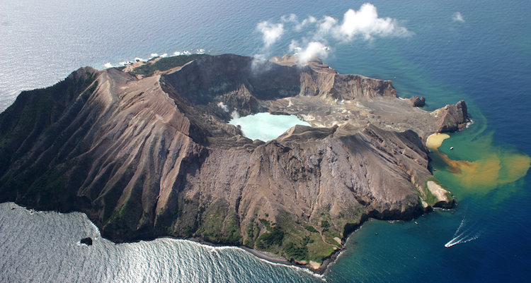 White Island tips nieuw zeeland backpacken