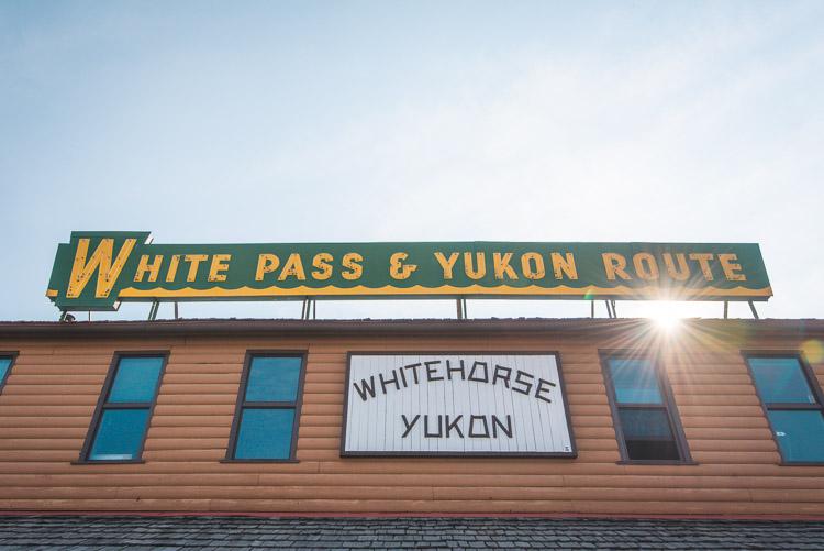 Whitehorse White pass yukon route
