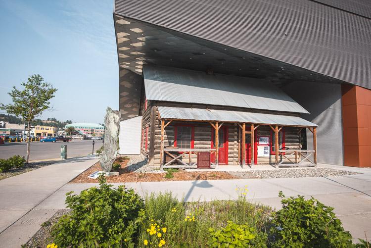 Whitehorse museum sam mcgee canada