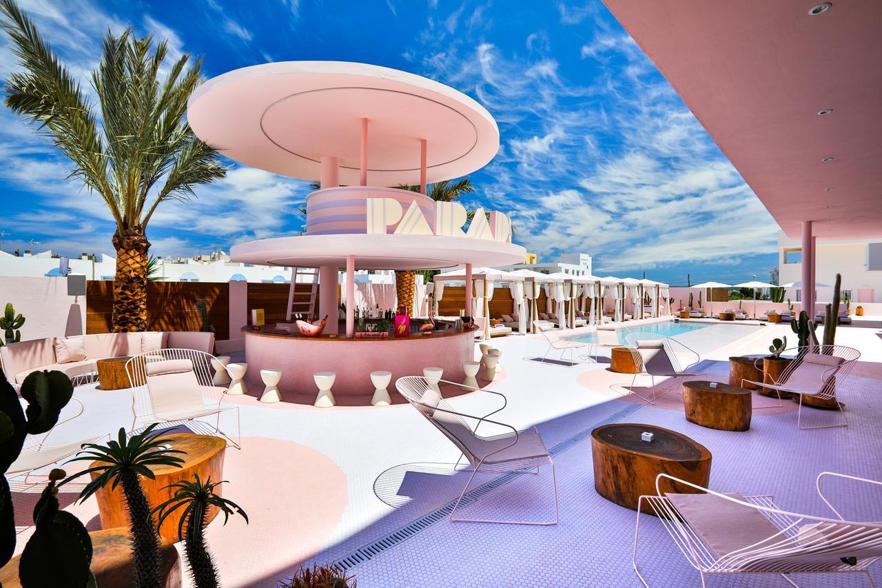 Wigwam.travel roze hotel