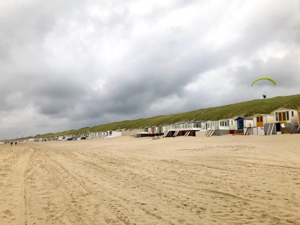 Wijk aan zee strandhuisje