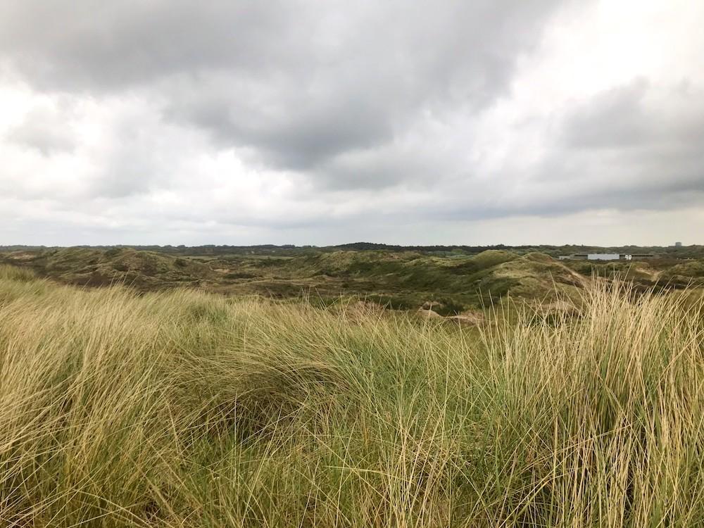 Wijk aan zee strandtent