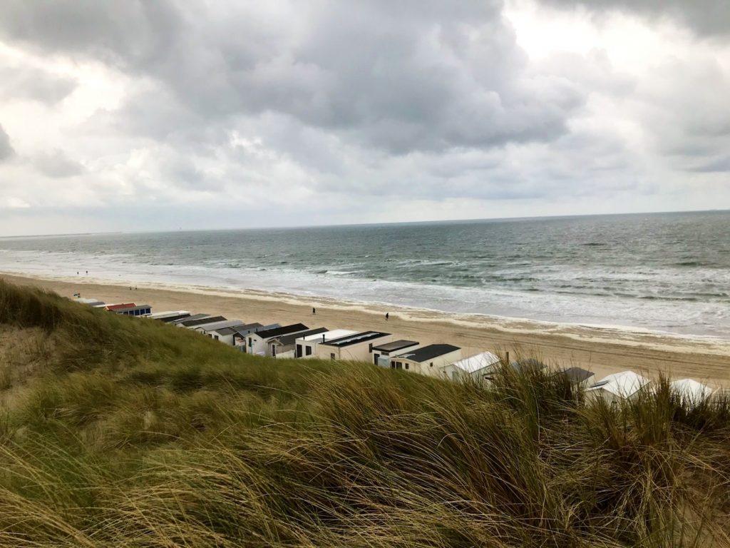 Wijk aan zee strandtenten