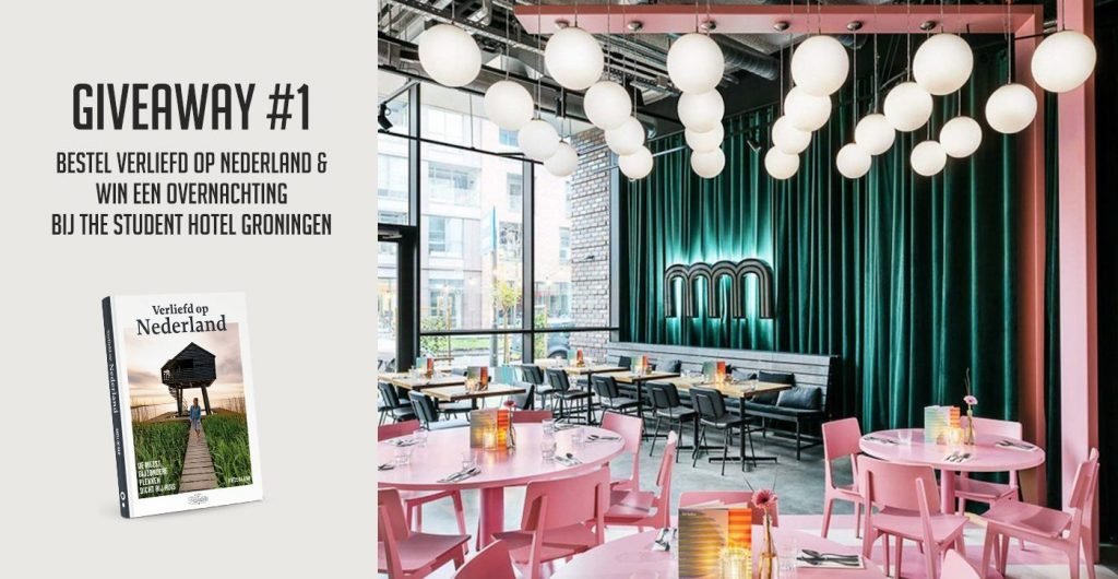 Win The Studen Hotel overnachting