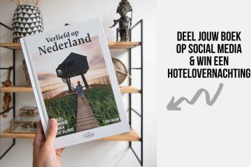 Win een hotelovernachting verliefdopnederland