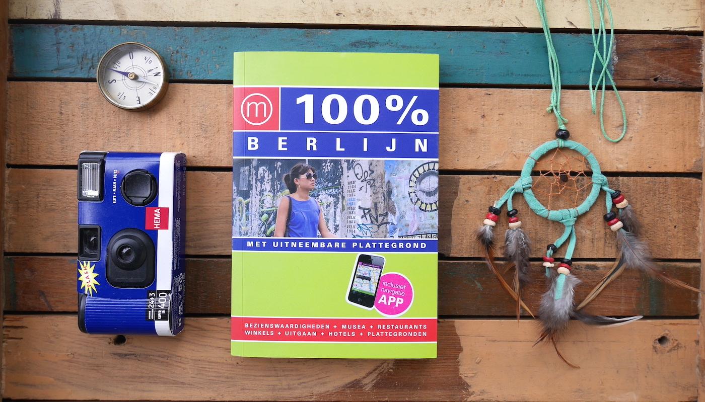 Winactie Berlijn 100 procent