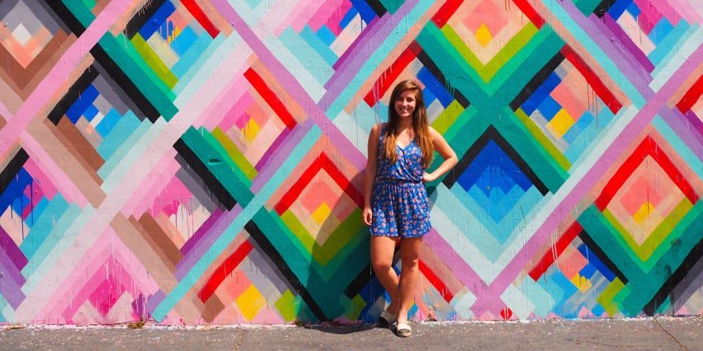 roadtrip florida Wynwood walls in Miami