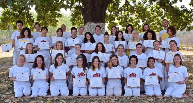 Yoga Teacher Training India diploma