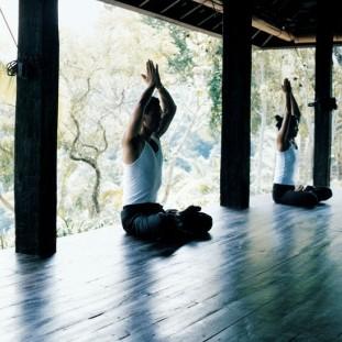 Yoga vakantie azie