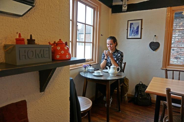 York tea rooms