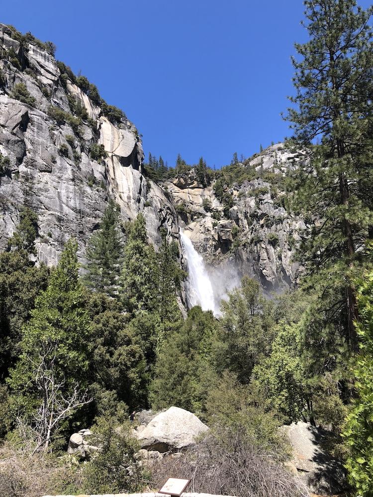 Yosemite national park amerika