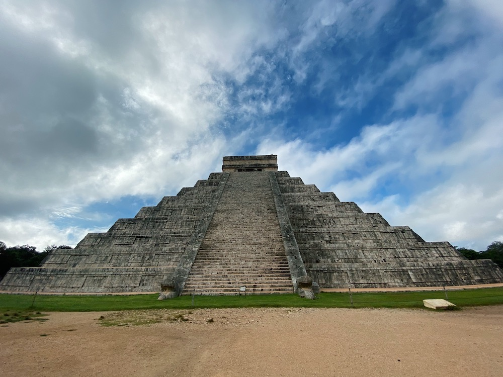 Yucatan mexico rondreis chichen itza