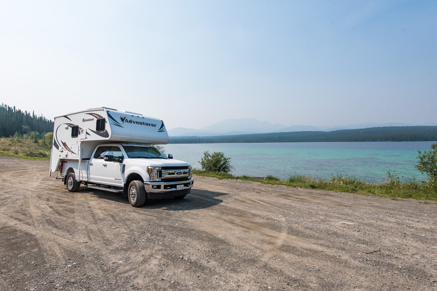 Yukon camper