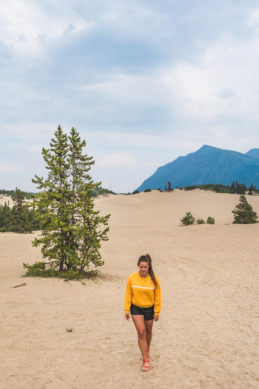 Yukon carcross desert kleinste woestijn-2