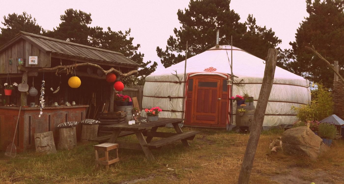 Yurt texel
