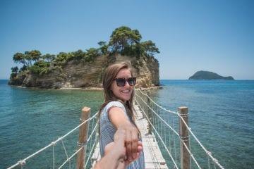 mooiste stranden Zakynthos Cameo Island